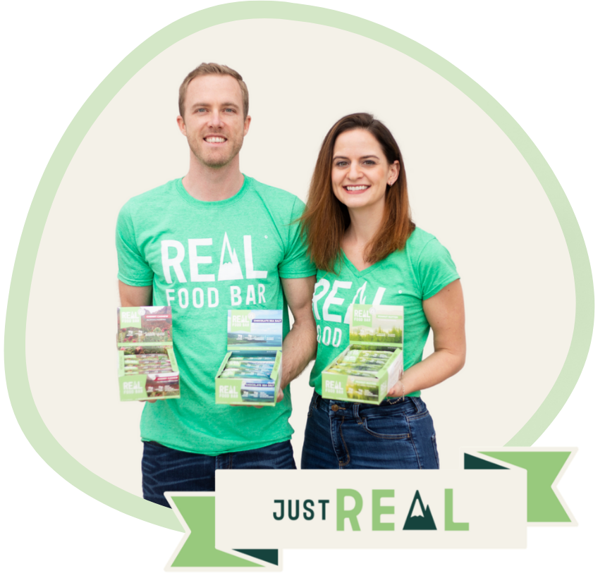 Real Food Bar Founders