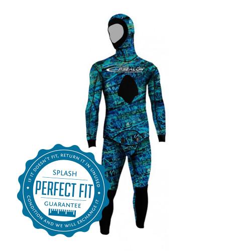 Epsealon Blue Fusion 3mm Wetsuit