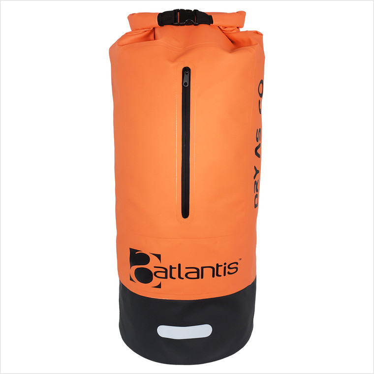 Atlantis 'Dry As' 60L Orange