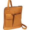 L Zip Shoulder Bag