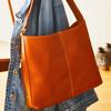 Shoulder Bag with Side Zip Pocket