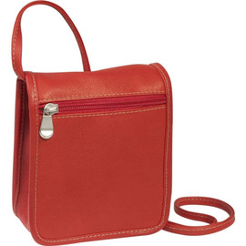 Flap Over Mini Crossbody Bag