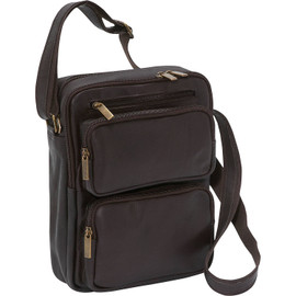 Multi Pocket Tech Friendly Mens Bag
