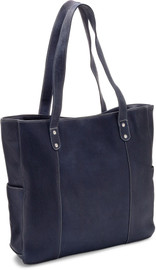 Double Strap Rivet Tote