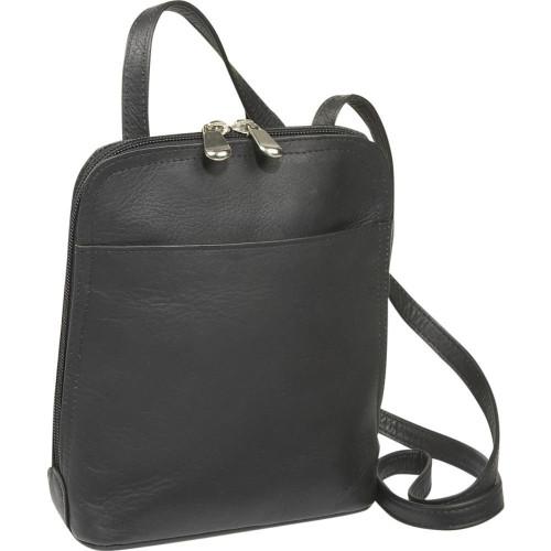 U-Zip Mini Crossbody Shoulder Bag