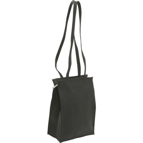 Small Simple Dual Strap Tote Bag