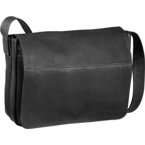 Full Flap Laptop Messenger Bag