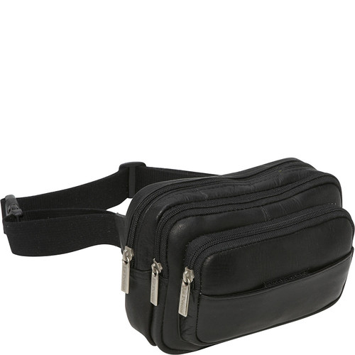Four Compartment Waist Bag