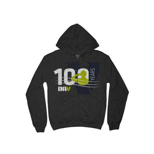 100 Years Full Zip Hoodie