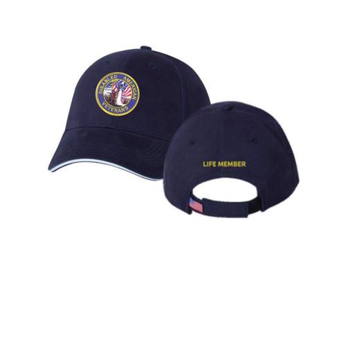 Life Member Seal Hat