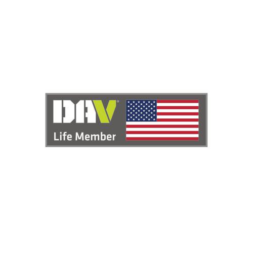 Life Member Pin / Single