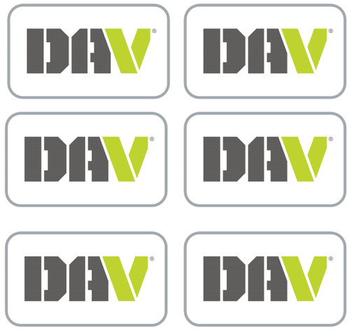 DAV Lapel Pin / 6 Pack