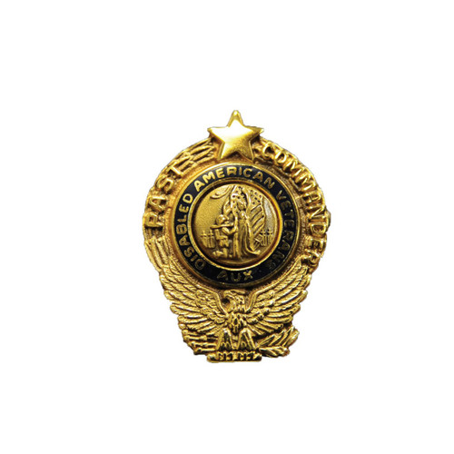 Unit Past Commander - Auxiliary Pin