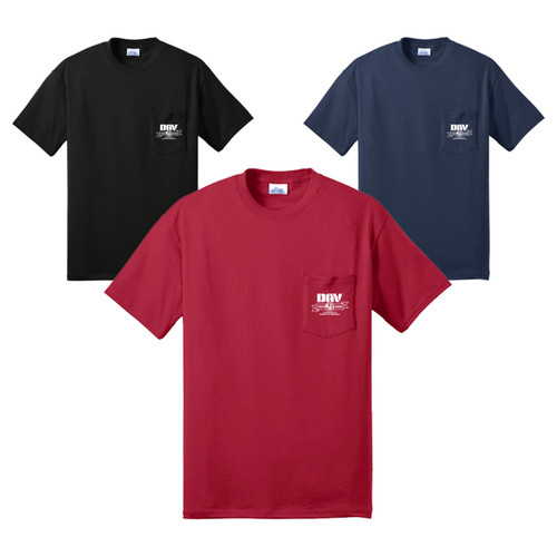 100th Anniversary Pocket Tee