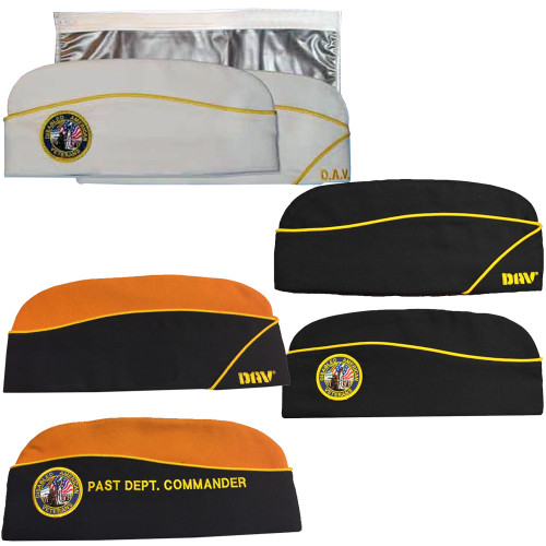 DAV Uniform Caps
