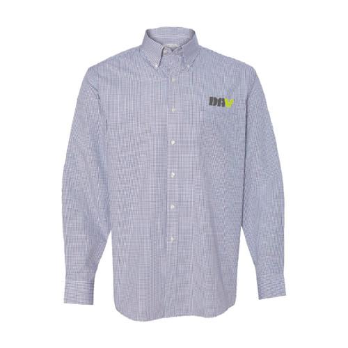 Van Huesen Checkered Shirt