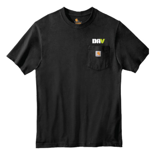 Carhartt Pocket Tee / Black