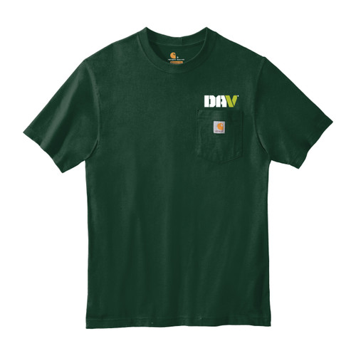 Carhartt Pocket Tee / Green