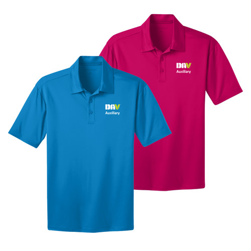 Mens Silk Touch Performance Polo