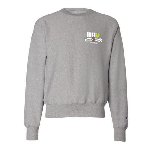 Champion Crewneck Sweathshirt / Light Grey