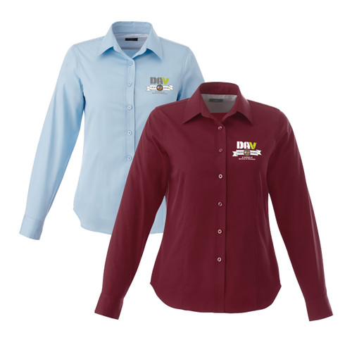 Ladies Wilshire Dress Shirt