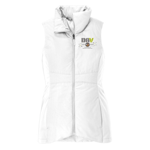 Ladies Collective Insulated Vest / Grey