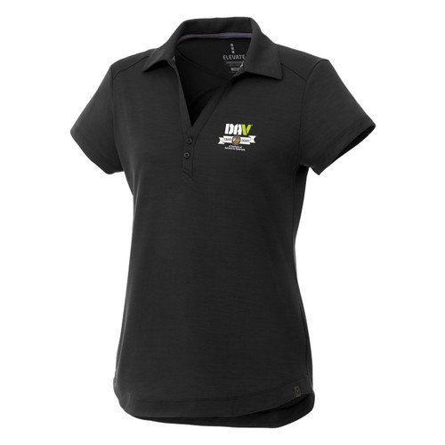 Ladies Amos Polo / Black