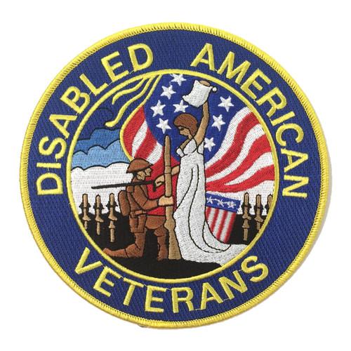"6"" Emblem - DAV Logo"