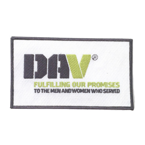 "6"" Patch - DAV Logo"