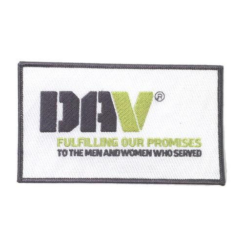 "6"" Patch - DAV Logo"