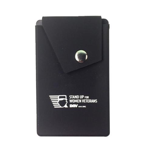 Women's Veteran Phone Pocket Stand