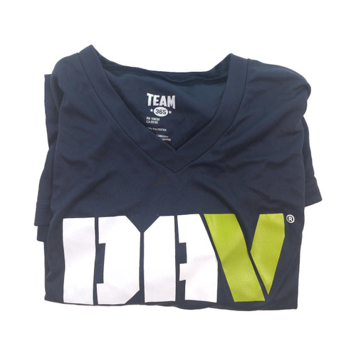 Ladies Performance Tee / Navy