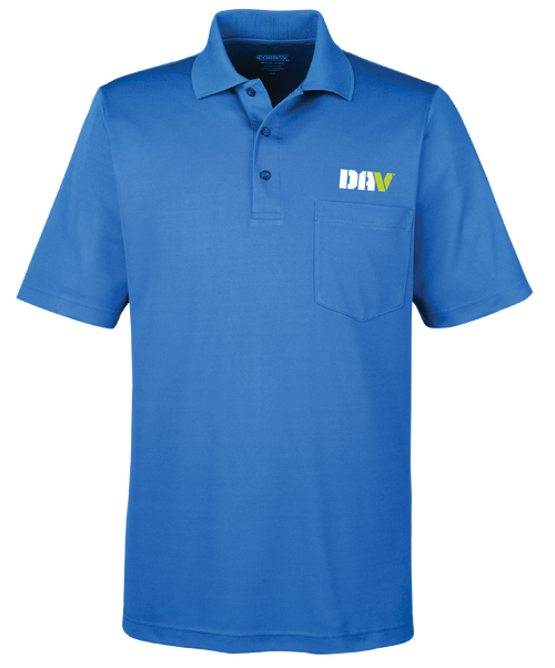 DAV Pocket Polo / Royal
