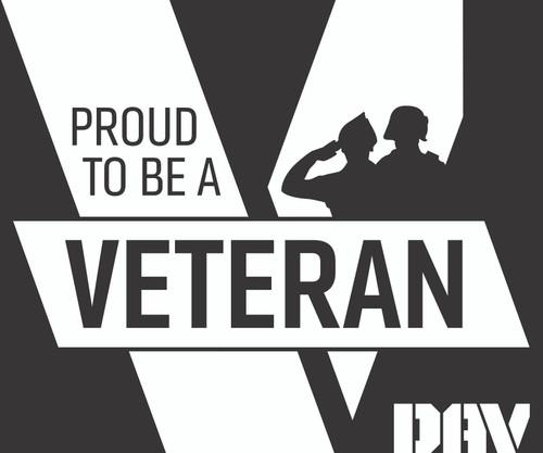 Veteran Decal