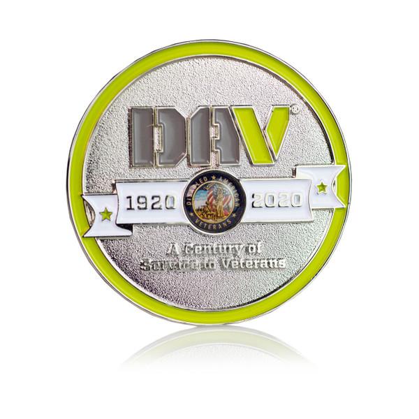 DAV Centennial Coin