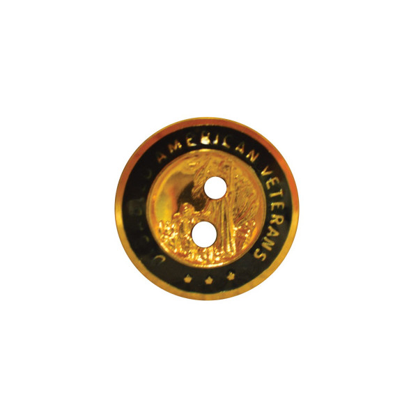 Small Uniform Button with Holes / Single