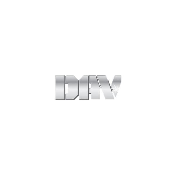 DAV Die Struck Lapel Pin / Single