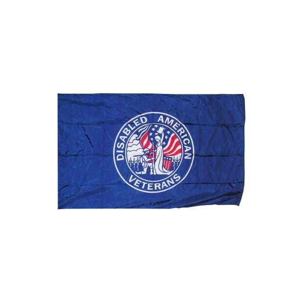 NYL GLO Flag / DAV