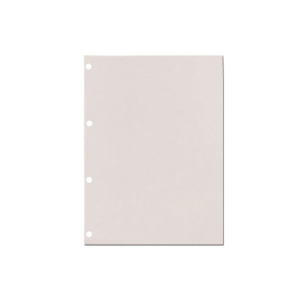 Auxiliary History Book Filler Sheets / Small