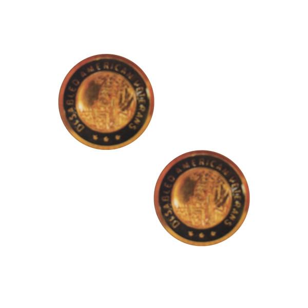 Uniform Button / 2 Pack