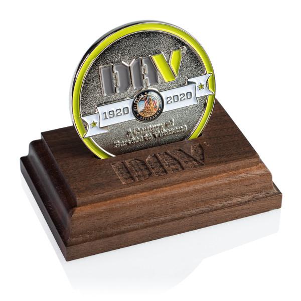 DAV Single Coin Holder