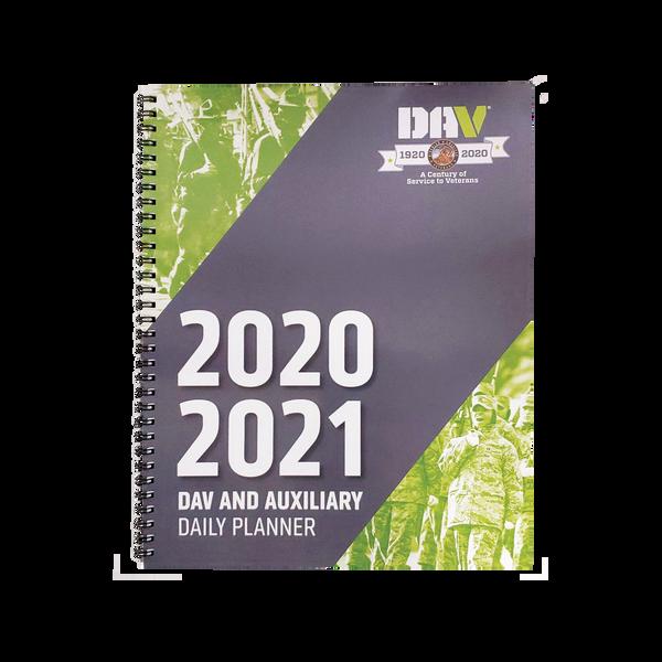 2020-2021 DAV Daily Planner