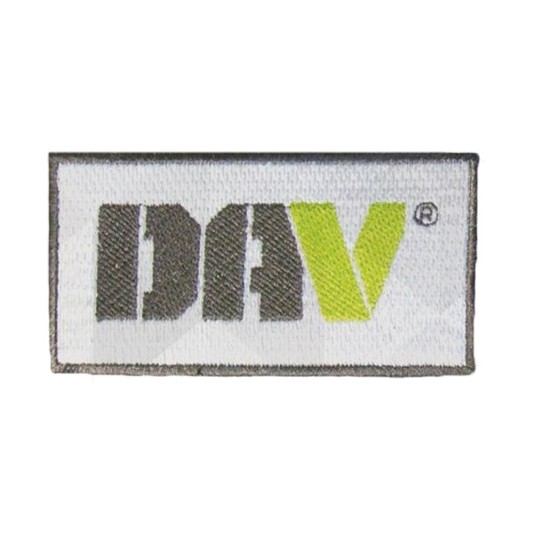 "4 "" DAV Logo Patch"