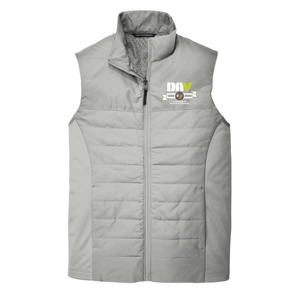 Mens Collective Insulated Vest / Grey