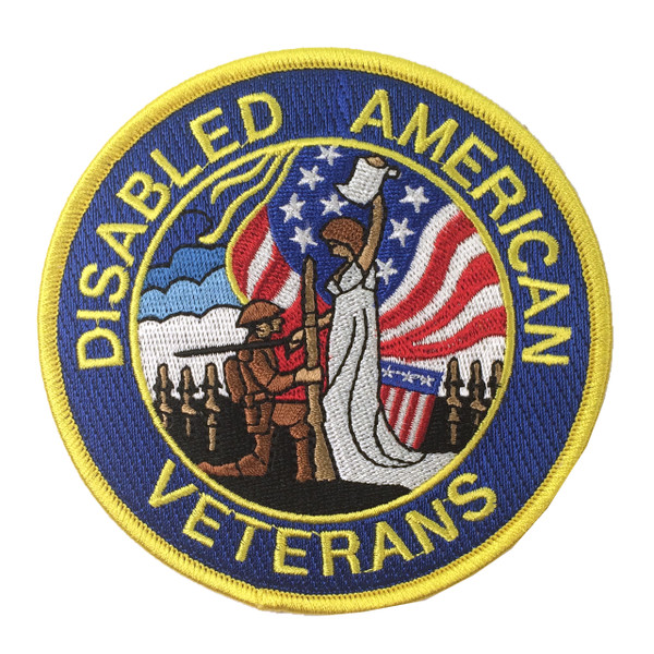 "4"" Emblem - DAV Logo"