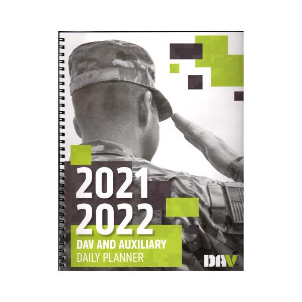 2021-2022 DAV Daily Planner