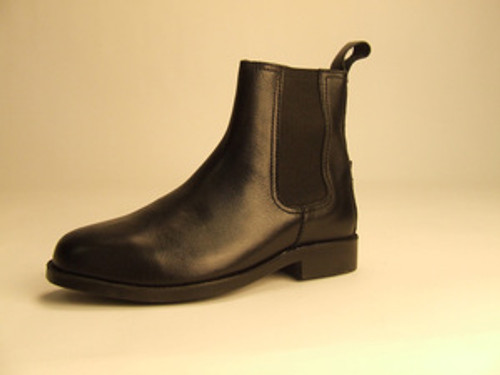 CHILDREN'S REGULAR LEATHER JODHPUR BOOTS