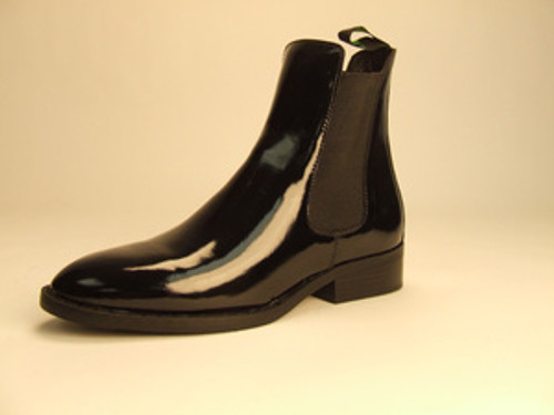 LADIES PATENT LEATHER BOOTS By SMOKY MOUNTAIN * Discontinued-Limited sizes *