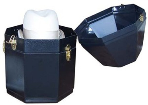 DOUBLE HAT CARRIER BLACK