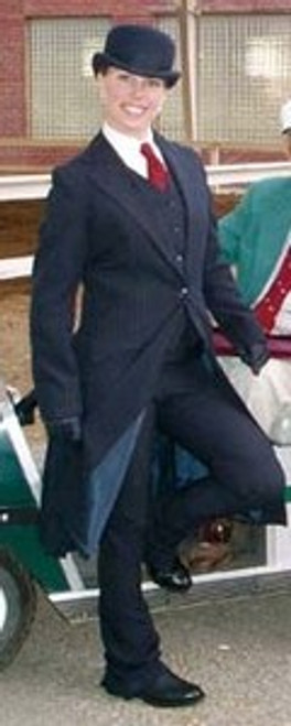 Ladies' Buckingham Saddle Suit